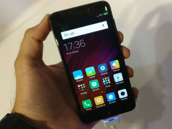 Xiaomi Redmi 4 (EMI starts at Rs 523/month)