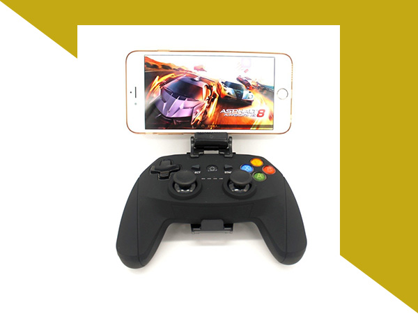 Mobilegear Wireless Bluetooth Mobile Gamepad