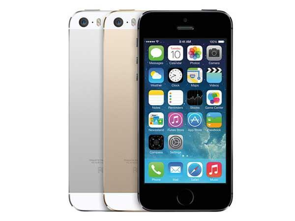 Apple iphone 5s (space grey,16GB)