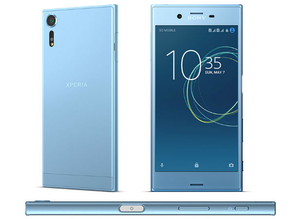 Sony xperia xzs (ice blue)
