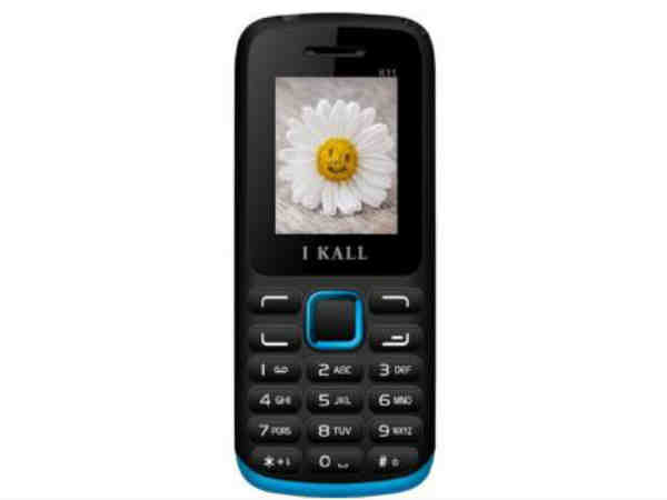I Kall K66 (1.8 Inch,Dual Sim, BIS Certified, Made in India)