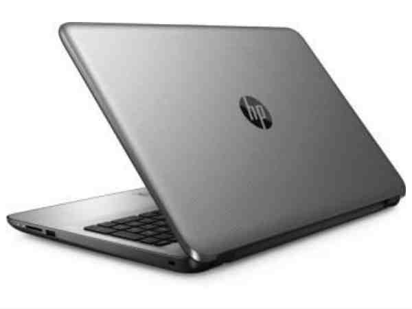 HP Core i3 6th Gen - (4 GB/1 TB HDD/DOS/2 GB Graphics) 15-be014TX Laptop  (15.6 inch, SIlver)