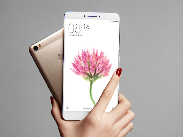 Xiaomi Mi Max 2 (EMIs from Rs 3,667/month)
