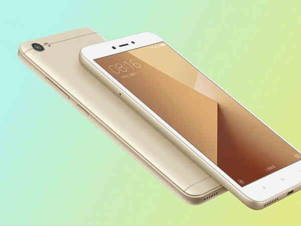 తక్కువ ధరకే షియోమి Redmi Note 5A కొత్త వెర్షన్ !