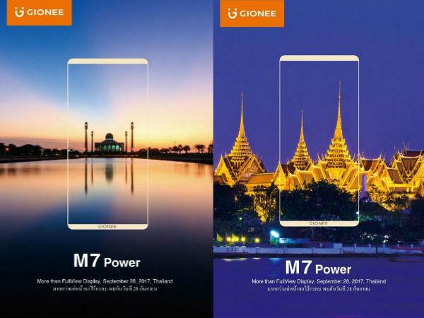 Resultado de imagen para Gionee M7 Power