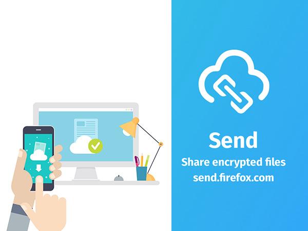 Firefox Sendతో  ఫైల్ ట్రాన్స్ఫర్ మరింత సులువు