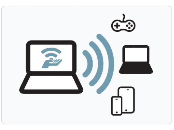 ల్యాప్టాప్ను Wi-Fi hotspotలా వాడుకోవటం ఎలా..?