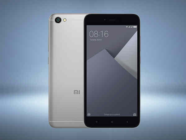 Redmi Y1 Lite (EMI starts at Rs 333)