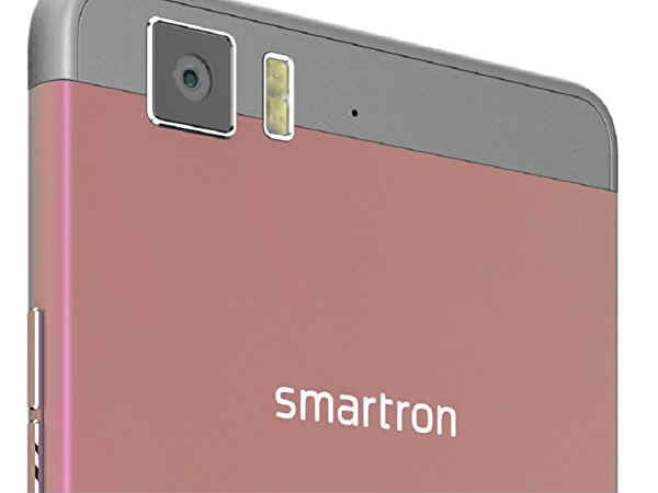 Smartron tphone T5511 (Metallic Pink)