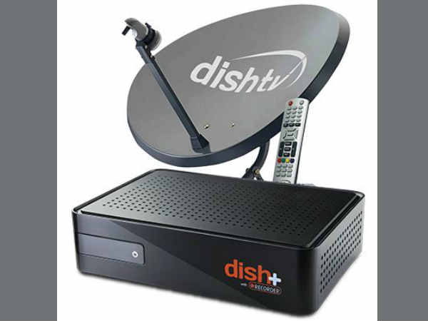 DishTV  Dish+ Recorder Set Top Box