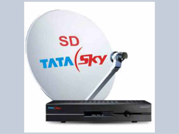 Tata Sky  SD Set Top Box