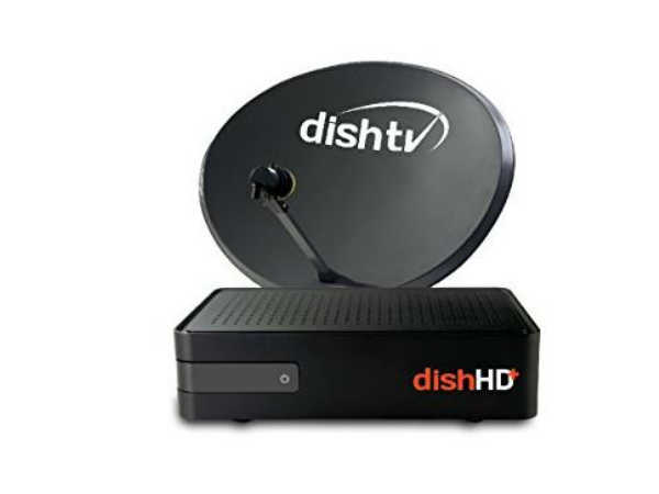 DishTV  HD+ Recorder Set Top Box
