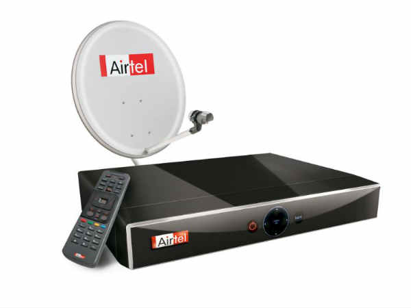 Airtel DTH  Digital TV HD+