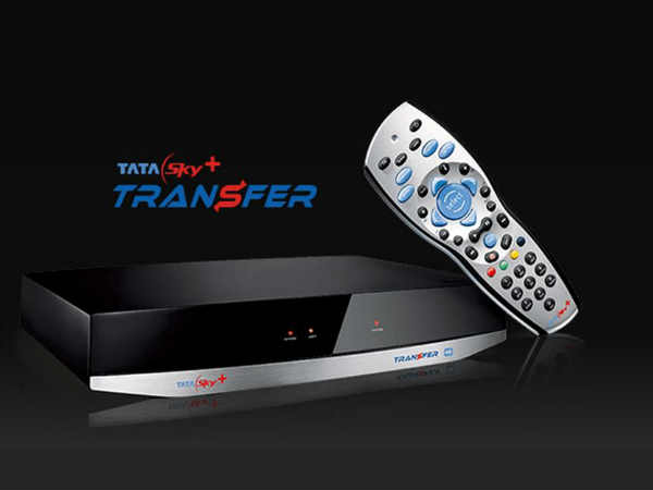Tata Sky  HD+ PVR Transfer Box