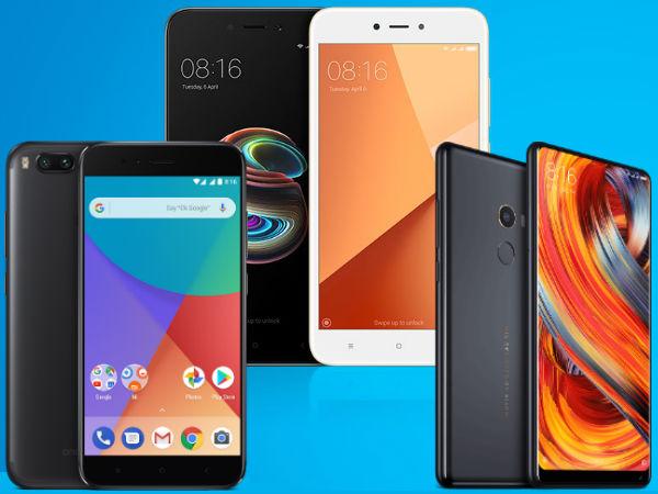 ఇప్పుడు ఇండియాలో దొరుకుతున్న టాప్ 8 Xiaomi స్మార్ట్ఫోన్లు ఇవే !