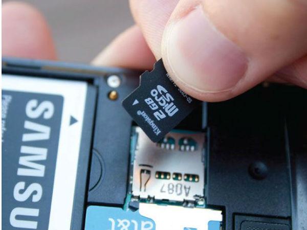 క్రాష్ అయిన SD Cardను రిపేర్ చేయటం ఎలా..?