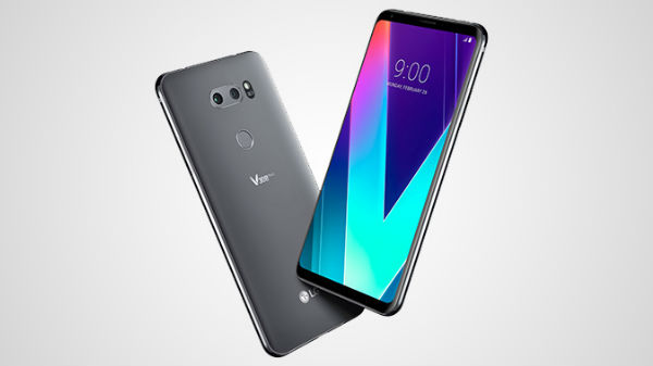 LG V30S with ThinQ