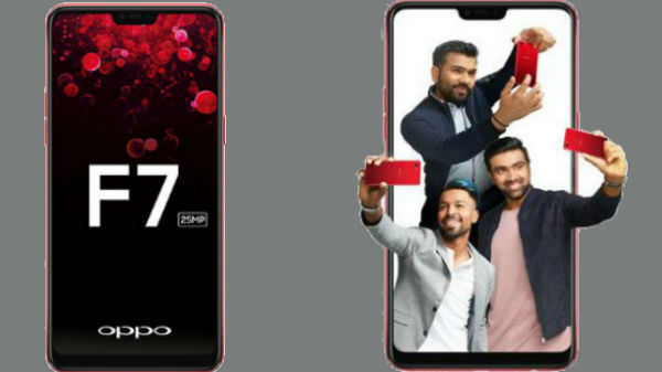 Oppo F7(ధర రూ.23,990) :