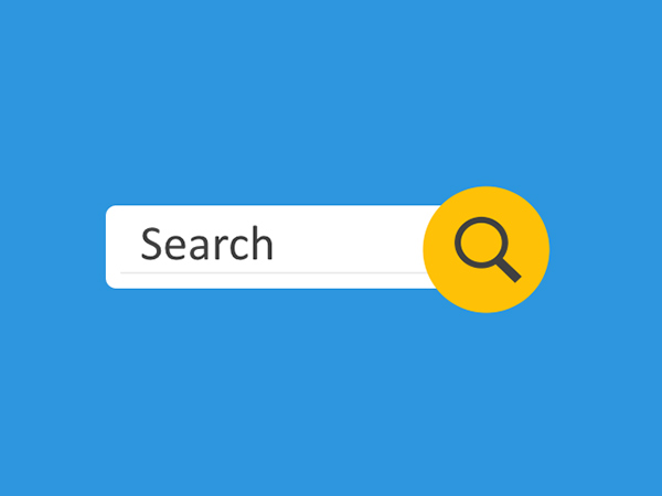 Search Criteria - Search box