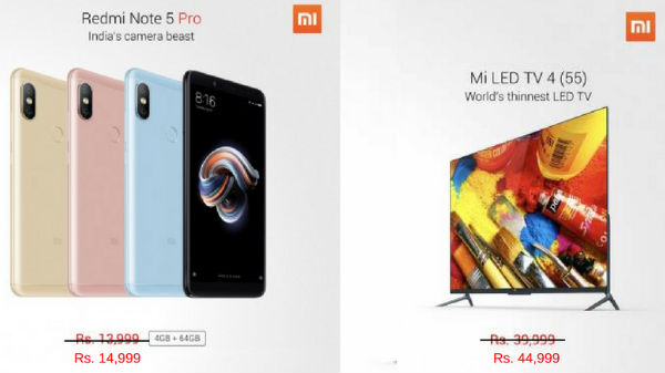Xiaomi 32-Inch Mi TV 4A specifications
