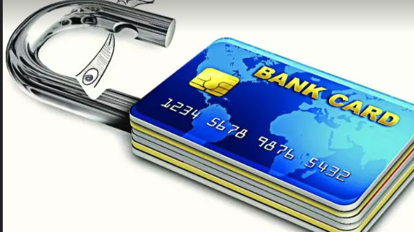 Your bank accounts and credit details