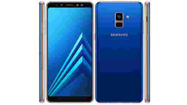 Samsung Galaxy A8 Plus (ధర రూ 30,990):