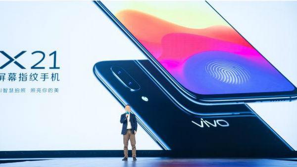 సెల్ఫీ కెమెరా విభాగంలో దుమ్మురేపుతున్న Vivo X21