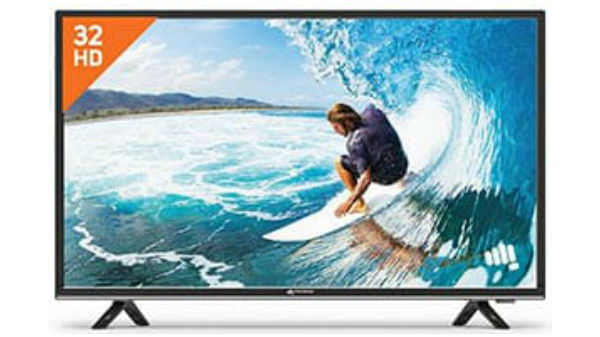 Micromax 81cm (32 inch) HD Ready LED TV (32IPS900HDi)