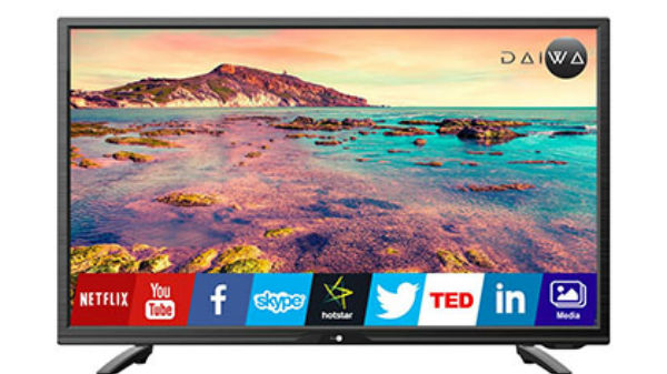 Daiwa 80cm (32 inch) HD Ready LED Smart TV