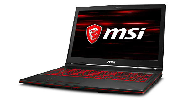 MSI GL63 8RE-455IN gaming laptop