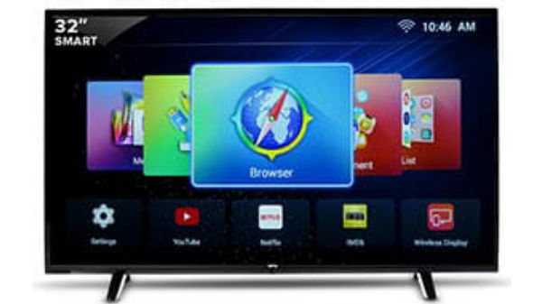 BPL 80 cm (32 inches) Stellar HD Ready LED Smart TV