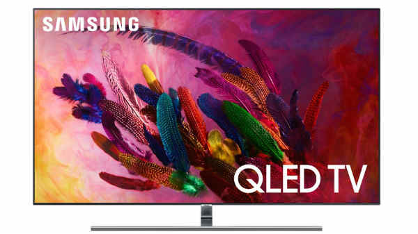 Samsung's 55-inch Q Series 55Q7FN 4K LED Smart TV