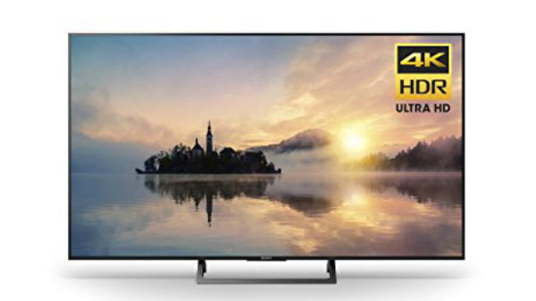 Sony 49-inch Bravia 4K Ultra HD Smart LED TV