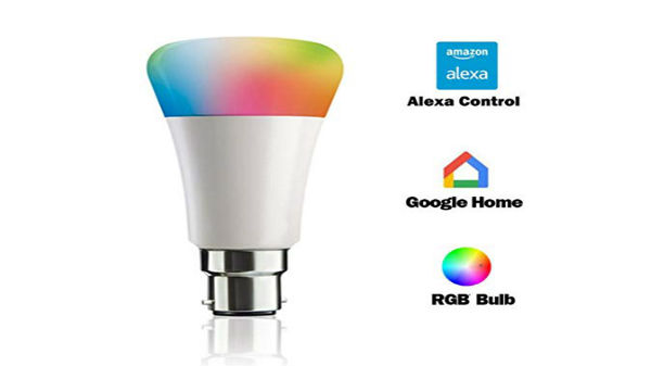 Syska 7W WiFi-enabled LED Smart Bulb