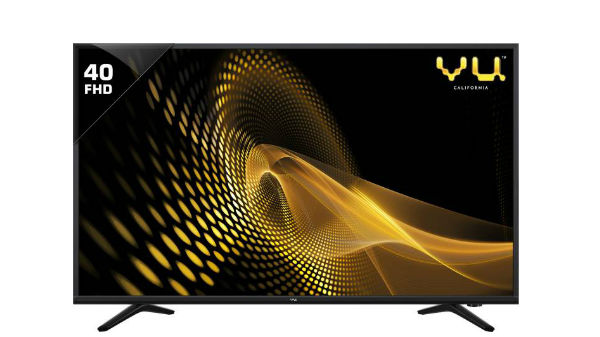 Vu's 40-inch Full HD LED TV