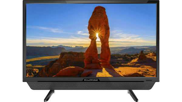 CloudWalker Spectra 60cm (24 inch) HD Ready LED TV (24AH22T)