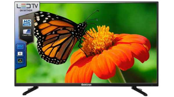 Dektron DK1917FHD 19 inch LED Full HD TV