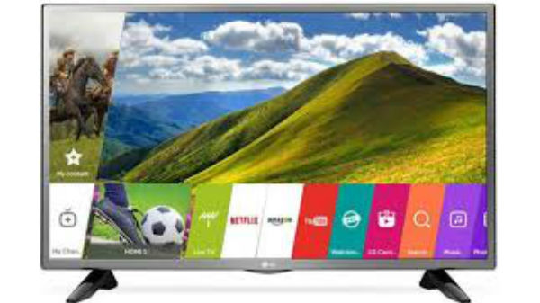 LG Smart 32-inch HD Ready LED Smart TV
