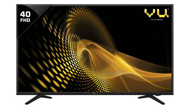 Vu 40-inch Full HD LED TV
