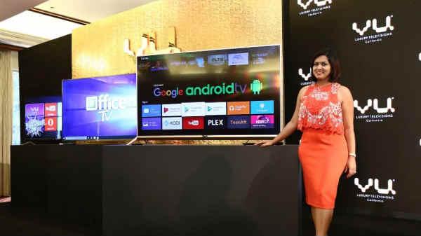 ఒకేసారి నాలుగు Android 4K TVలతో దూసుకొచ్చిన వియు