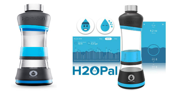 H20Pal Smart Water Bottle Hydration Tracker