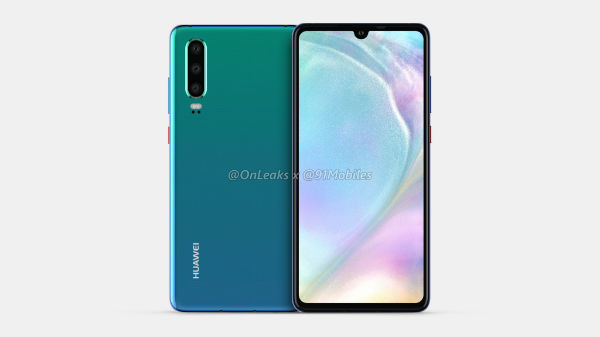 Huawei P30                                             RANK: 7WAS: 6