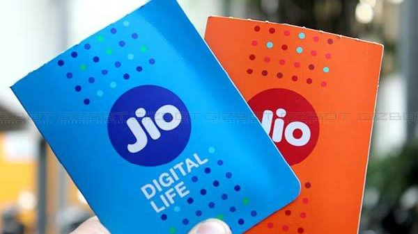 Reliance Jio 197 Pack: