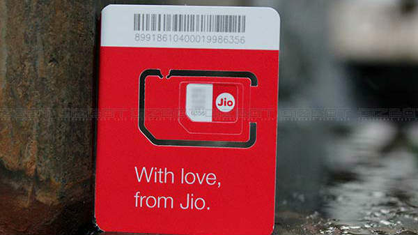 Reliance Jio 299 Pack:
