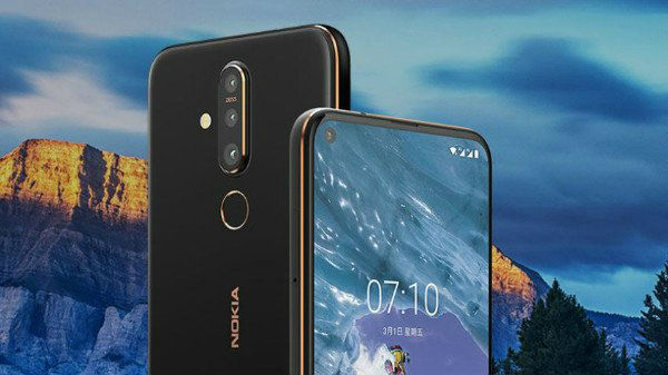 Nokia X71                                                 RANK: 5NEW IN