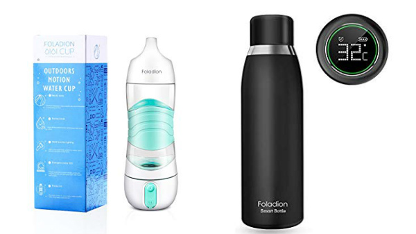 Foladion Smart Sports Water Bottle