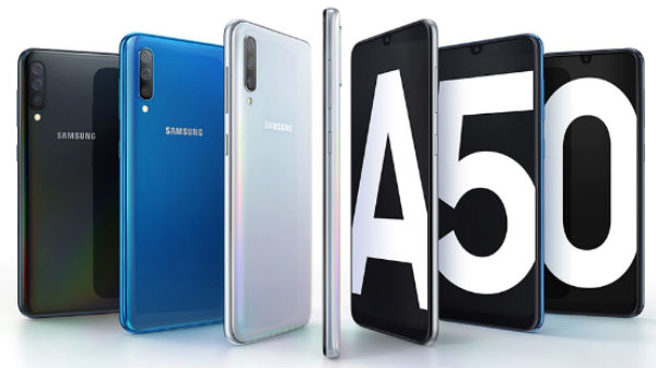 Samsung Galaxy A50                             RANK: 1WAS: 1