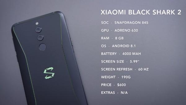 ఇండియాలో మే 27 న రిలీజ్ అవుతున్న Xiaomi బ్లాక్ షార్క్2 గేమింగ్ ఫోన్