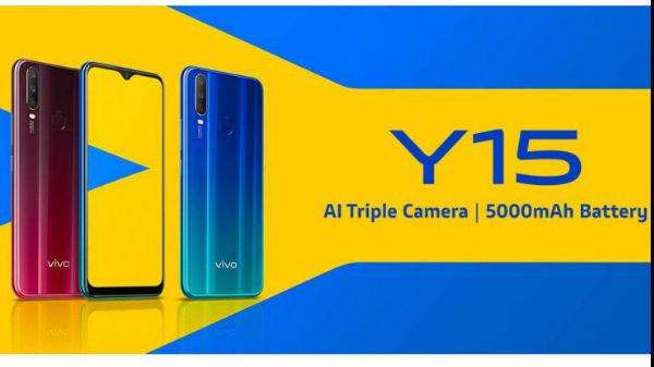 Vivo Y15:ధరలు మరియు ఆఫర్లు