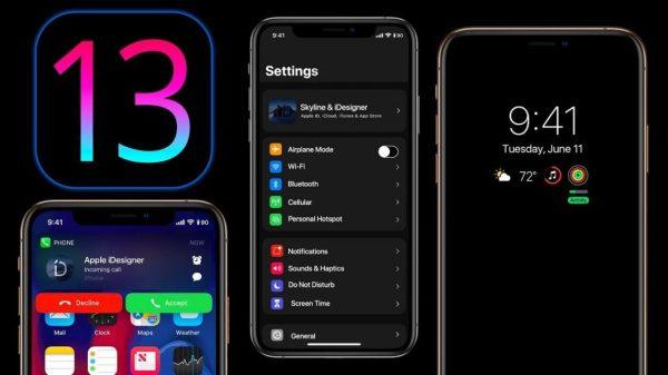 కొత్త అప్డేట్ లతో iOS 13ను పరిచయం చేసిన ఆపిల్